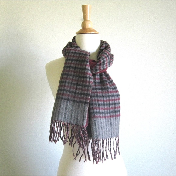 Bandana biker scarf burgundy-black Burgundy